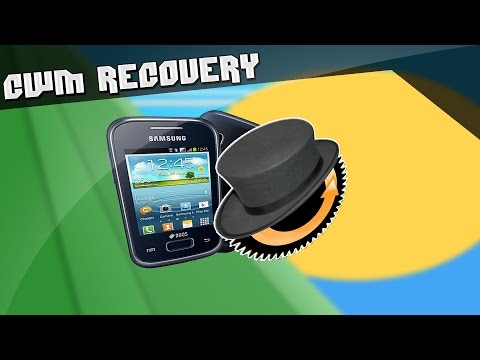 CWM Recovery - Pocket Plus S5301/S5303B [Sem PC] ‹ Video By JL Tutoriais ›