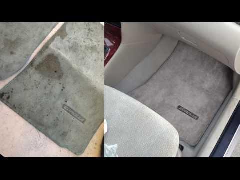 Super Clean Car Floor Mats