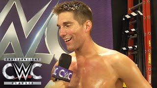Is Sabre ready to face a friend in the CWC?: CWC Exclusive, Aug. 24, 2016