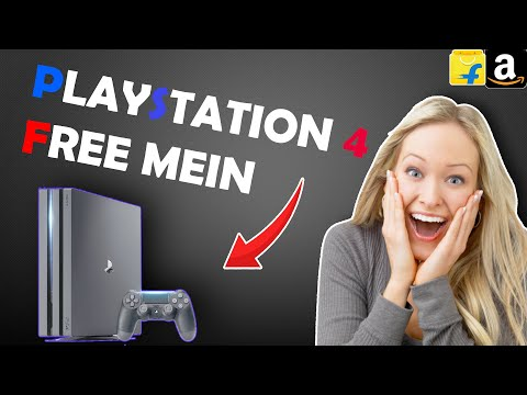 How to get a playstation 4 for free in India | 100% working