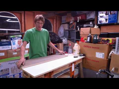 3D Concrete Longboard Press, Update & pressing up final board