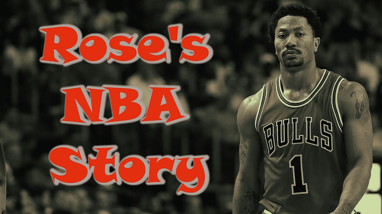 The RISE and FALL of Derrick Rose - The Full NBA Story