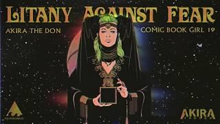 Litany Against Fear ✋📦 ft. Comic Book Girl 19  ( DUNEWAVE )