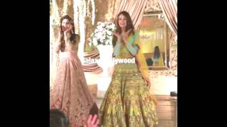 Celebrity dancing at Urwa Farhan Wedding - part 2