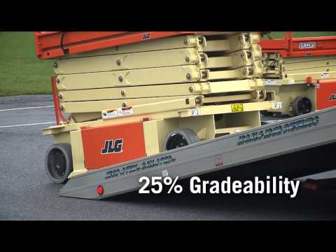 JLG RS Series Electric Scissor Lifts