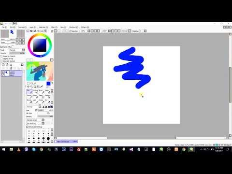 Paint Tool Sai full version Free Download 2017