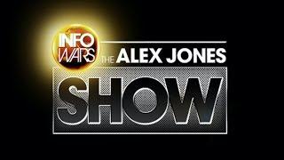 Alex Jones Has An Emergency Message To President Donald Trump