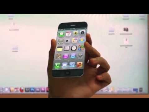 Apple iPhone 6 Hologram (iphone 6 unboxing)