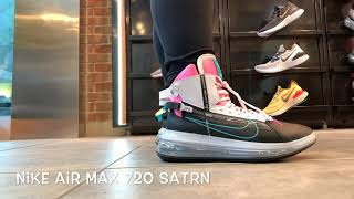 Nike Air Max 720 Saturn ON FEET (new microphone sorry so close to my mouth)