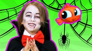 Baby Shark Dance Halloween  | Face Paint | Halloween Costumes