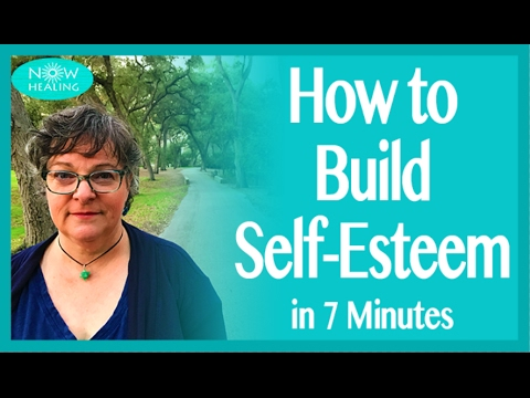 How to Build Self-Esteem in 7 Minutes - with Instant Energy Healing Alignments