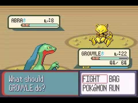 how to catch an abra