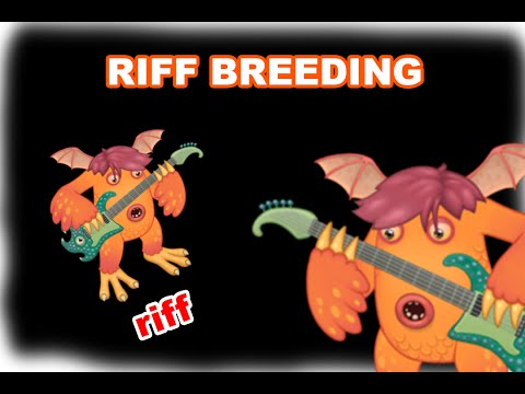 My Singing Monsters How To Breed Riff in Air Island