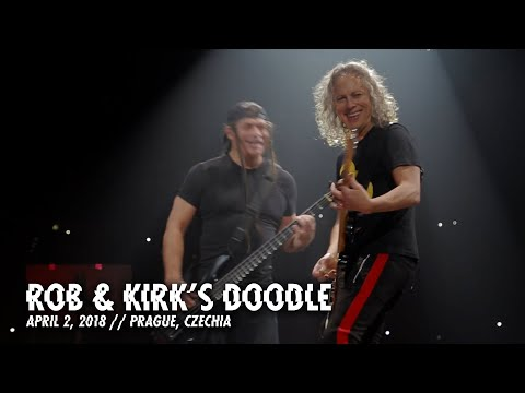 Metallica: Jožin z Bažin (Rob & Kirk's Doodle - Czech Republic 2018)
