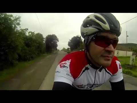 Tekerj a hegyre -  Kerékpártúra + garantált tele has... :) GoPro