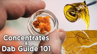 Concentrates & Dab Guide 101 - TheHiCulture