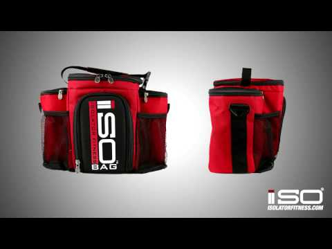 3 Meal Isoabag Reverse Color by Isolator Fitness