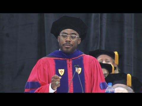 Kevin Smith: School of Law Convocation Speaker 2018