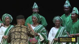 Lagos City Chorale (Nigeria): Agidigha, MUSICA SACRA INTERNATIONAL 2016 
