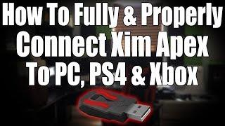 14 minutes) Xim Apex Setup Guide Video - PlayKindle org