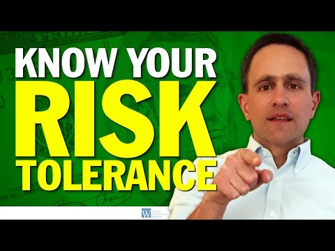 What is Risk Tolerance? - Using an Investment Risk Tolerance Assessment to Build Your Portfolio
