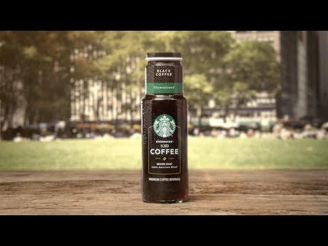 Starbucks Bottled Iced Coffee, Brewed for Those Who Love Coffee