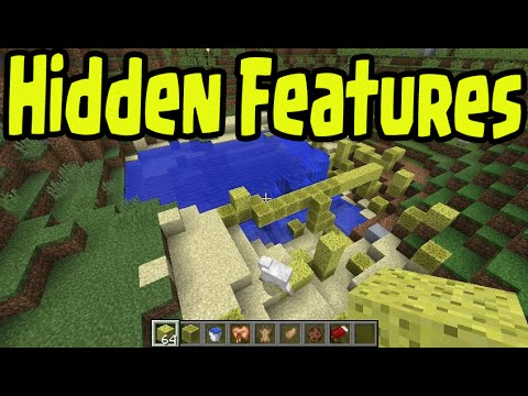 Minecraft PS3, PS4, Xbox - Spectator Mode, Sponges, TITLE UPDATE 1.8 / TU31