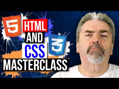 HTML and CSS Masterclass on Udemy - Official