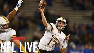 Is Josh Allen the next Dan Marino?   NFL Live   ESPN