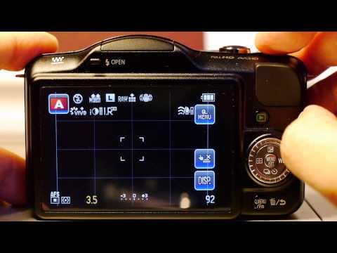 Panasonic GF3 with Chinese Language