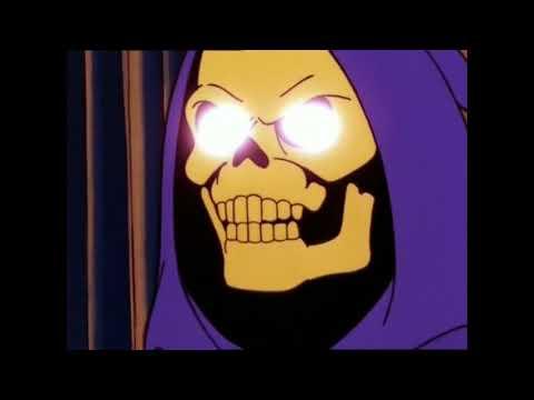 Skeletor Hypnotizes you