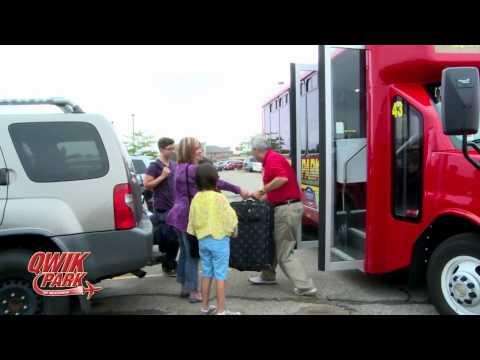 Qwik Park - Detroit Metro Airport Parking