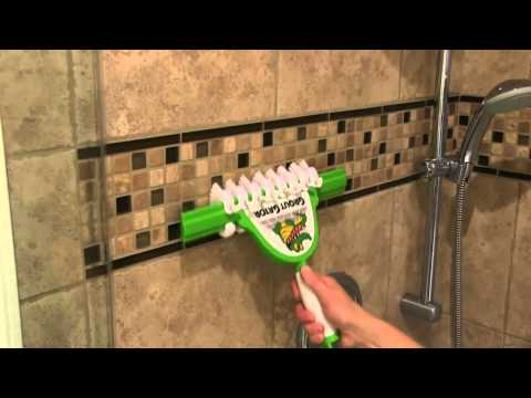 Grout Gator Grout Line Cleaning Tool - Cleans all your grout faster with less work!