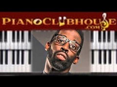 🎹   HE TURNED IT - Tye Tribbett (gospel piano tutorial lesson)