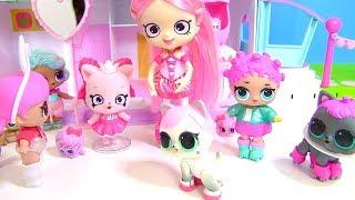 Download Куклы Лол Мультик! Урок Балета Шопкинс для Пупсов Лол! Детский мультик! Пони Video