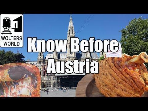 Visit Austria: What You Should Know Before You Visit Austria