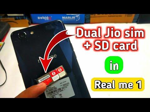 Dual 4G VoLTE Test of Realme 1 | Use two Jio Sim in Oppo Realme 1