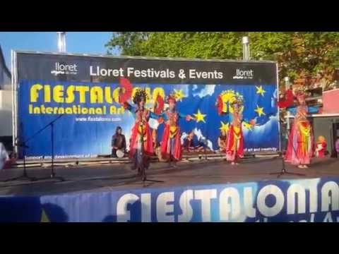 Tralix SMP Islam Al Ikhlas, Cipete, Jaksel, Gala Concert, Lloret de Mar, Spain, May,06,2015