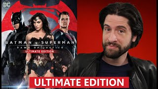 Batman v Superman: Ultimate Edition - Movie Review