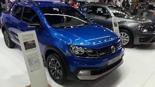 Volkswagen Saveiro Cross 2018