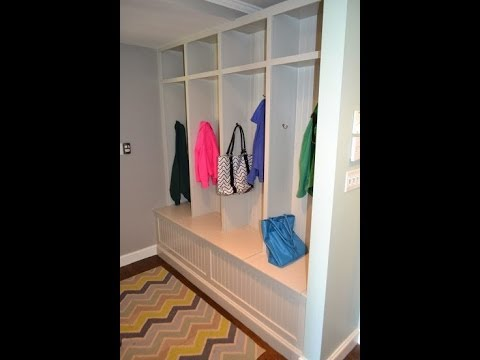 Organize Mudroom with Cubby Built In - Madison, NJ 07940 by Monk's Home Improvements