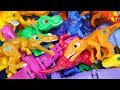 Dino Mecard New Tiny Saur Suchomimus Deltadromeus Stop Minions Prank And Save SD Tyranno ToyMoon
