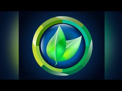 Leaf Logo Design Tutorial Adobe Illustrator