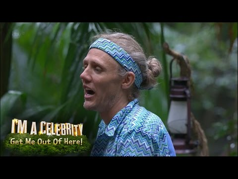 Jimmy And Carl Sings Some Classic Songs | I'm A Celebrity...Get Me Out Of Here!