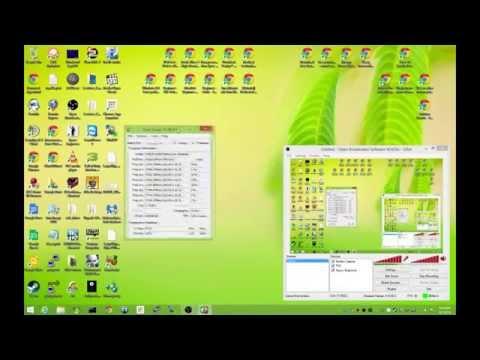 CoreTemp - Fix for Logitech G15 keyboard not showing at computer startup Windows 8.1