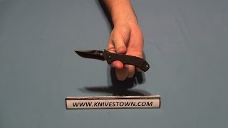 Emerson/kershaw Cqc2k Knife Review