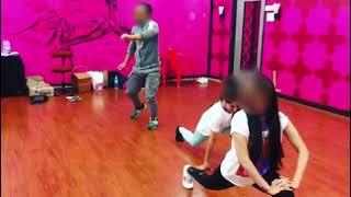 Shoaib Ibrahim Masti On Nach Baliye 8 | Backstage Dance Rehearsal With Dipika Kakar | Love | HD