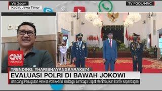 Evaluasi Polri di Bawah Jokowi