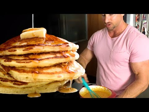 Protein Pancakes Recipe For Muscle Gains