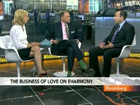 Waldorf Says EHarmony Revenue $250 Million a Year: Video